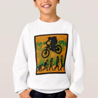 Fahrrad-neue Peitsche Sweatshirt