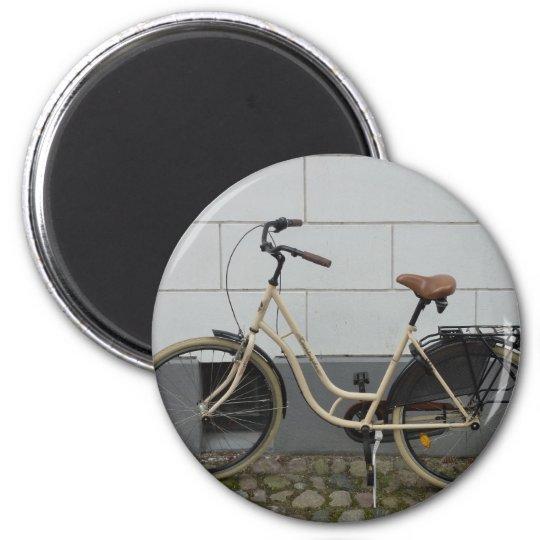Fahrrad Runder Magnet 5,7 Cm