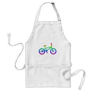 Fahrrad Schürze