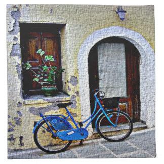 Fahrrad Serviette