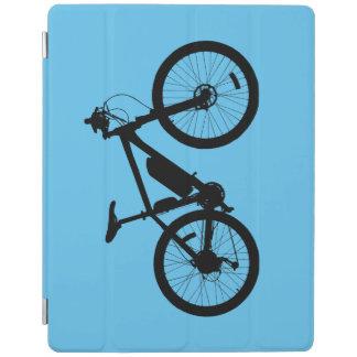 Fahrrad-Silhouette iPad Smart Cover