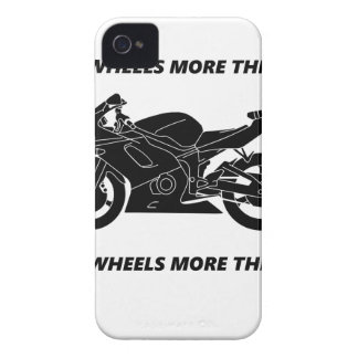 Fahrrad- und Körper-Soul iPhone 4 Hülle