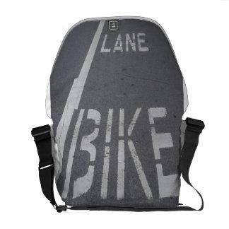 Fahrrad-Weg Kuriertasche