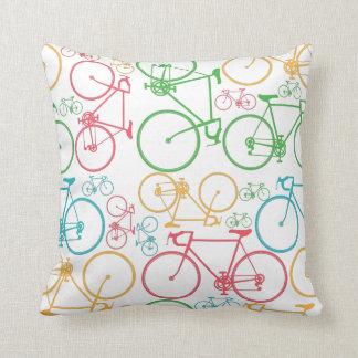 Fahrrad-Wurfskissen Kissen