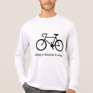 Fahrrad zu fahren ist einfach T-Shirt