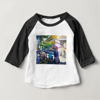 Fahrräder, Ballone und Gebräue Baby T-shirt