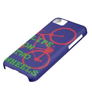 Fahrräder - Leben auf zwei Rädern iPhone 5C Hülle