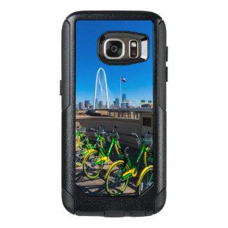 Fahrräder und Dallas OtterBox Samsung Galaxy S7 Hülle