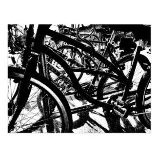 Fahrradhalter HC Postkarte