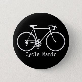 Fahrradknopf Runder Button 5,7 Cm