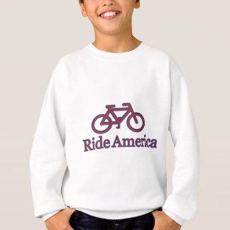 Fahrt Amerika Sweatshirt
