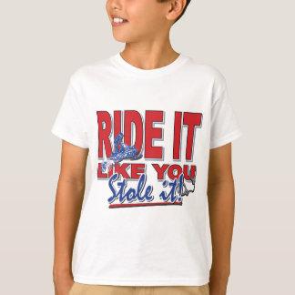 Fahrt-es-wie-Sie-Stola-es [ T-Shirt