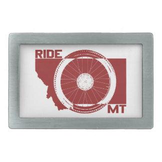 Fahrt Montana Rechteckige Gürtelschnallen