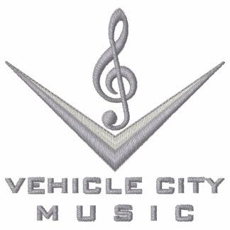 Fahrzeug-Stadt-Musik-offizielles gesticktes Polo