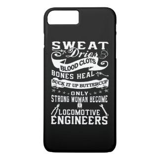 Fahrzeugingenieur-Frau iPhone 8 Plus/7 Plus Hülle