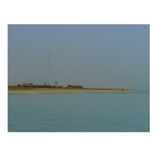 Failaka Insel, Kuwait Postkarte