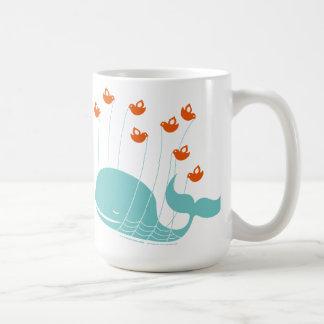 FailWhale fantastischer Kaffee Tee-Tasse