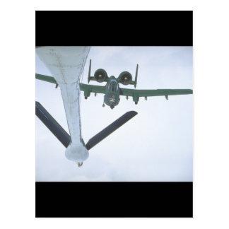Fairchild-Republik A-10A_Aviation Photograp II Postkarte