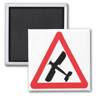 Fairey Schwertfisch-Kühlschrank-Magnet Quadratischer Magnet