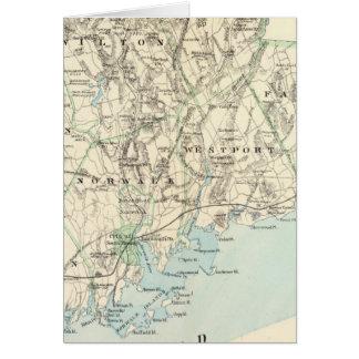 Fairfield Co S Karte