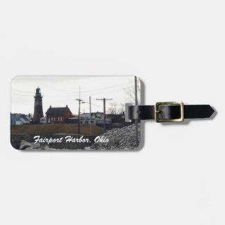 Fairport Hafen, OhioPhoto Gepäckanhänger