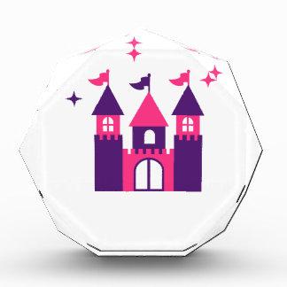 fairy castle acryl auszeichnung