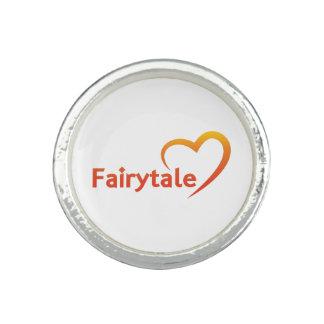 Fairytale mit Liebe Ring