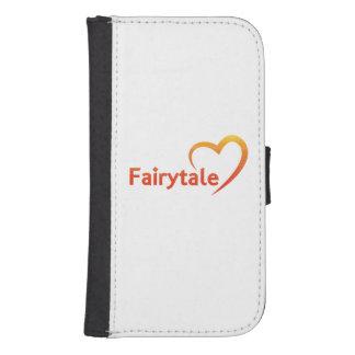 Fairytale mit Liebe Samsung S4 Geldbeutel Hülle