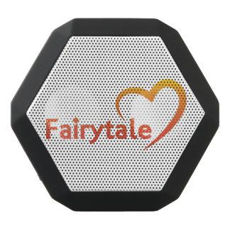 Fairytale mit Liebe Schwarze Bluetooth Lautsprecher