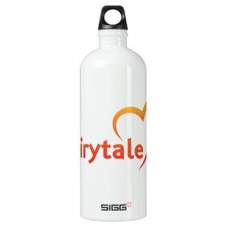 Fairytale mit Liebe Wasserflasche