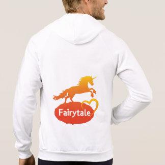 FairytaleUnicorn mit Liebe Hoodie
