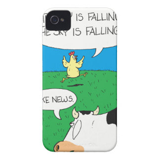 Fake Moos Zazzle Case-Mate iPhone 4 Hülle