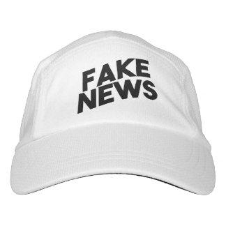 Fake-Nachrichten-moderne Posten-Wahrheit Headsweats Kappe