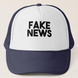 Fake-Nachrichten-moderne Posten-Wahrheit Truckerkappe