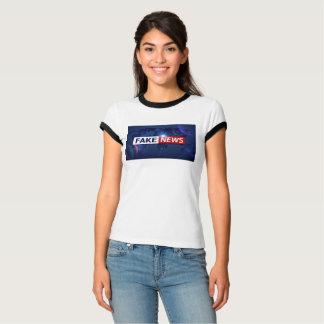 Fake-Nachrichten T-Shirt