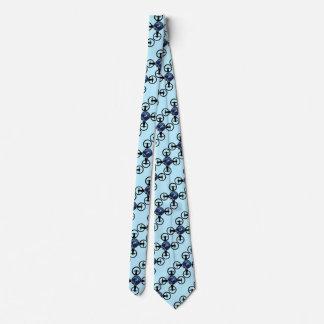 Falke-Drohne-HochschulKrawatte Krawatte