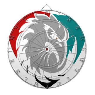 Falke-Sicherheits-Schutz-Schild Dartscheibe