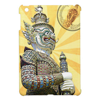 Fall ausgebufftes iPad Minifall [Bangkok-Ausgabe] iPad Mini Hülle