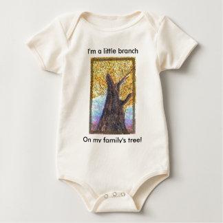 Fall-Baum Aleph - Baby Baby Strampler