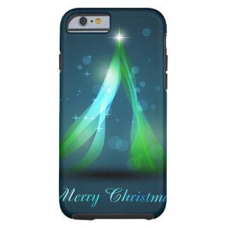Fall der frohen Weihnacht-11 Tough iPhone 6 Hülle