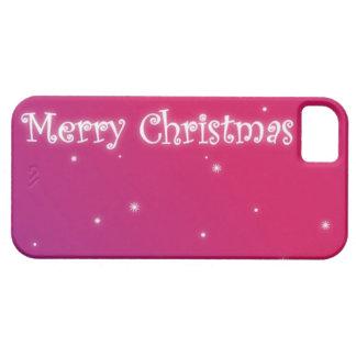 Fall der frohen Weihnacht-iPhone5 Schutzhülle Fürs iPhone 5