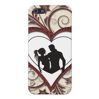 FALL DER LIEBE-IPHONE iPhone 5 COVER