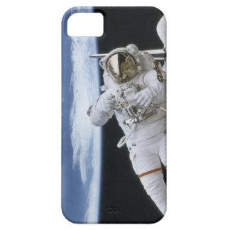Fall des Astronauten-Weltraumspaziergang-iPhone5 iPhone 5 Schutzhülle