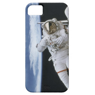 Fall des Astronauten-Weltraumspaziergang-iPhone5 iPhone 5 Hüllen