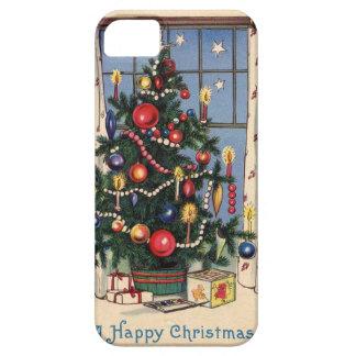 Fall des glückliches WeihnachteniPhone5 Etui Fürs iPhone 5