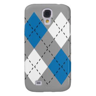 Fall des Rauten-Retro Blick-iPhone3 Galaxy S4 Hülle