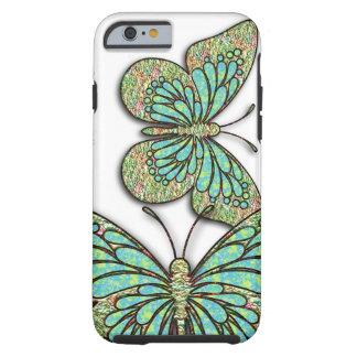 Fall des Schmetterlings-1 Tough iPhone 6 Hülle