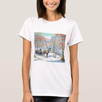 Fall-Ernte des Impressionismus-| T-Shirt