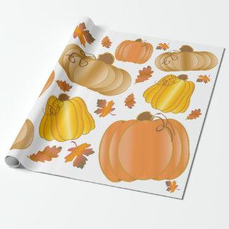 Fall-Ernte-Packpapier Geschenkpapier