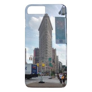 Fall Flatiron Gebäude-NYC IPhone 6/6s iPhone 8 Plus/7 Plus Hülle